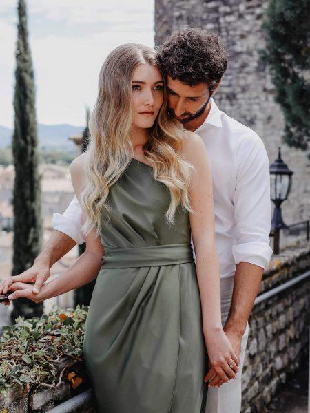 Pré-weddingshoot in de Provence